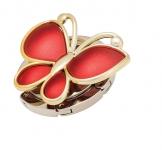 фото 10422  Подарочный набор ручка и держатель для сумки Лета красный цена, отзывы