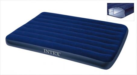 купить Матрас надувной Intex, 152см цена, отзывы
