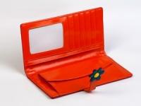 фото 8784  Кошелек Стрекоза оранжевый цена, отзывы