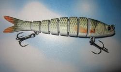 фото 3286  Воблер 8-секционный цена, отзывы