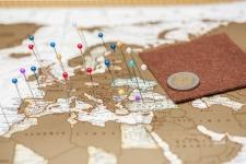 фото 8701  Скретч карта мира MyAntiqueMap цена, отзывы