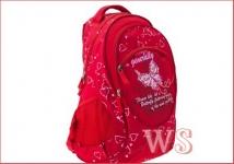 фото 2367  Рюкзак школьный Бабочка (в ассортименте) WS цена, отзывы