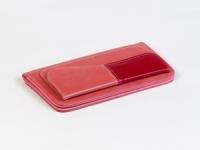 фото 8818  Кошелек Хоской (Розовый-бордовый) цена, отзывы