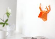 фото 21498  Настенный держатель для аксессуаров Deer Orange цена, отзывы