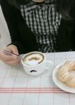 фото 8491  Чашка кувшин  усы Moustache Zakka цена, отзывы