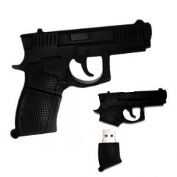 купить Флешка 8gb силиконовая Пистолет цена, отзывы