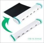 фото 161  USB HUB2.0 С ВЫДВИЖНЫМ КОВРИКОМ ПОД МЫШКУ цена, отзывы