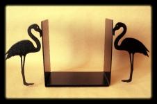 фото 3445  Книгодержатель Фламинго  цена, отзывы