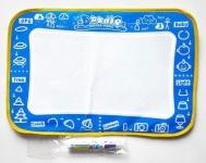 фото 1142  Коврик для рисования водой - ВОЛШЕБНЫЕ РИСУНКИ 55х34 см цена, отзывы