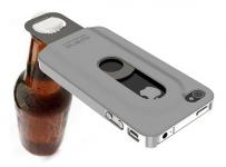 фото 1219  Opena чехол с открывалкой для пива для iPhone 4, 4S цена, отзывы