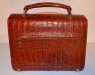 фото 1282  Оригинальная мужская барсетка из натуральной кожи 1 цена, отзывы
