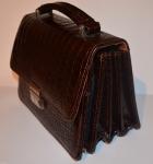 фото 1279  Оригинальная мужская сумка из натуральной кожи цена, отзывы