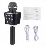 фото 25598  Караоке Микрофон WS-1688 Black  цена, отзывы