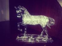 фото 3192  3D пазл лошадь цена, отзывы