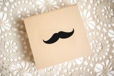 фото 7856  Подарочный набор Mustache цена, отзывы