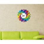 фото 5718  Современные настенные часы Kaleidoscope цена, отзывы