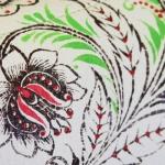 фото 8936  Кот Мартовский с росписью папоротник цена, отзывы