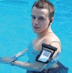 фото 3578  Водонепроницаемый чехол для телефона Синий цена, отзывы
