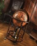 фото 7430  Глобус бар напольный зеленый цена, отзывы