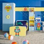 фото 5854  Наклейка Детская Robots цена, отзывы