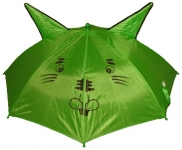 фото 3657  Зонтик детский с ушками в ассортименте цена, отзывы