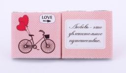 фото 3417  Шоколадный набор Любовь - это... цена, отзывы