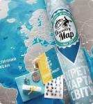 фото 10225  Скретч карта Discovery Maps World на украинском языке цена, отзывы