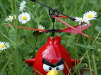 фото 787  Радиоуправляемый вертолет Angry Birds, с гироскопом цена, отзывы