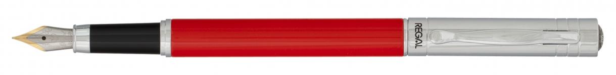 фото 10321  Набор ручек в подарочном футляре Фемида красный цена, отзывы