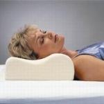 фото 2351  Подушка ортопедическая с памятью ЗДОРОВЫЙ СОН цена, отзывы