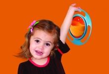 фото 2279  Детская чашка неваляшка Gyro Bowl цена, отзывы