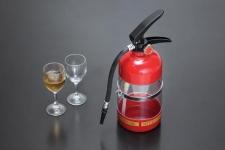 фото 2593  Диспансер для напитков Огнетушитель 1,5л цена, отзывы