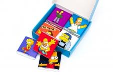фото 4758  Шоколадный набор Симпсоны цена, отзывы
