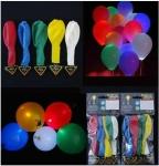 фото 24254  Набор светящихся воздушных шариков цена, отзывы