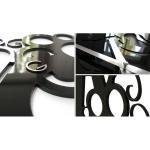 фото 5641  Дизайнерские настенные часы Idea цена, отзывы