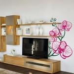 фото 5748  Виниловая Наклейка Orchid цена, отзывы