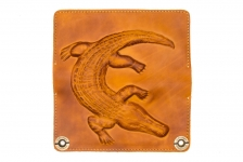 фото 11628  Кошелек Alligator  цена, отзывы