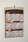 фото 6149  Подвесной органайзер с кармашками для мелочей цена, отзывы