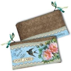 купить Косметичка-кошелек Post card цена, отзывы