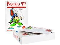 фото 5535  Настольная игра Munchkin Fu цена, отзывы