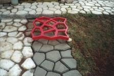 фото 958  Форма пластиковые для садовых дорожек  цена, отзывы