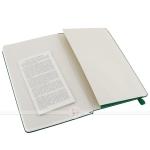 фото 6384  Блокнот Moleskine Classic средний нелинованные Зеленый цена, отзывы