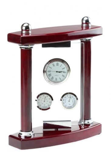купить Бизнес - часы с колоннами цена, отзывы