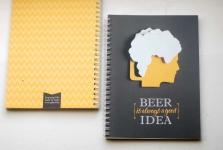купить Блокнот - Beer цена, отзывы