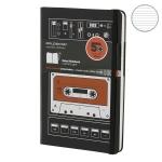 купить Блокнот Moleskine Audiocassette средний Линейка цена, отзывы