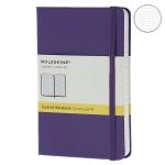 купить Блокнот Moleskine Classic карманный Клетка Фиолетовый цена, отзывы