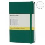 купить Блокнот Moleskine Classic карманный Клетка Зеленый цена, отзывы