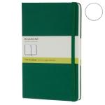купить Блокнот Moleskine Classic карманный нелинованные Зеленый цена, отзывы