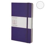 купить Блокнот Moleskine Classic средний Ячейка Фиолетовый цена, отзывы