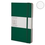 купить Блокнот Moleskine Classic средний Ячейка Зеленый цена, отзывы